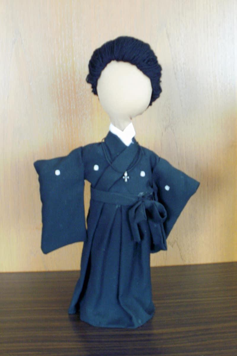1964 年(昭和39 年)〜<br>初期の礼服
